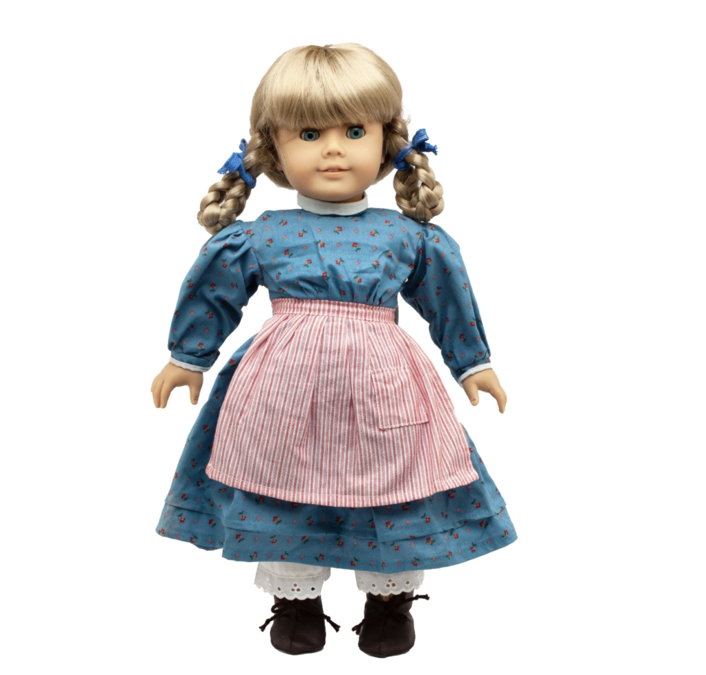 American Girl doll Kirsten, signed and numbered by creator Pleasant Rowland, estimated at $6,000-$9,000