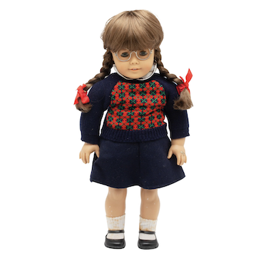 Artist-signed original American Girl dolls tapped for PBA auction, July 8