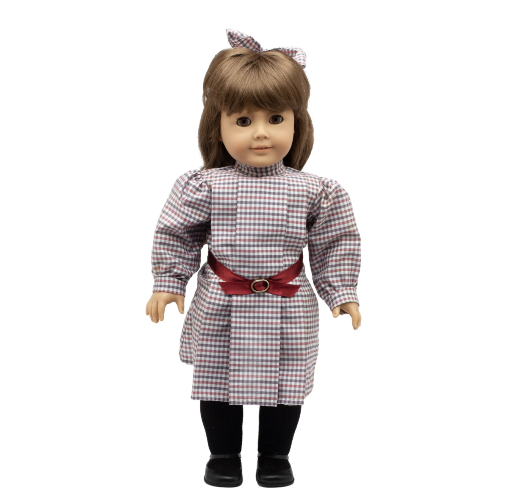 American Girl doll Samantha, signed and numbered by creator Pleasant Rowland, estimated at $6,000-$9,000