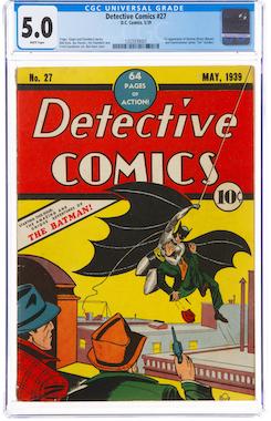 Mid-June sale of comic books & original comic book art sets records