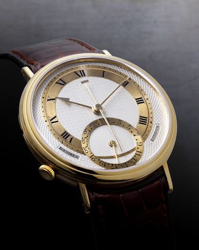 Bonhams sets new world auction record for a British-made watch