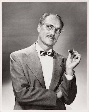 Peerless trove of Groucho Marx material headlines Heritage July 16-18 sale