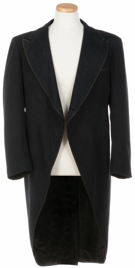 Groucho Marx-worn 'A Day at the Races' swallowtail coat, estimated at $1,000-$1,000,000