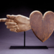 Heart and Hand weathervane, created in 1839 by Ezra Ames and Bela Dexter of Chelsea, Mass. Photograph courtesy of David A. Schorsch and Eileen M. Smiles, Woodbury, Conn.