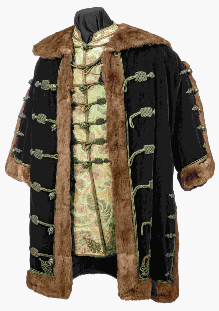Mid- to late 19 th century men's gala costume, estimated at €5,400-€10,800