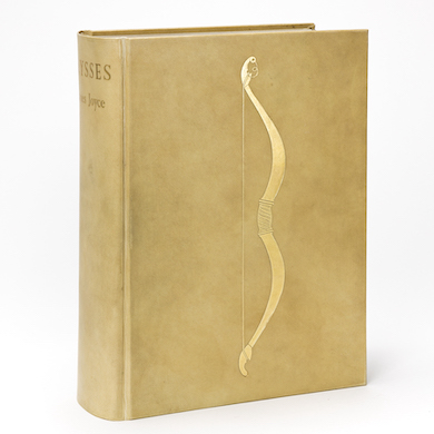 Swann's June 17 Fine Books sale includes signed James Joyce editions