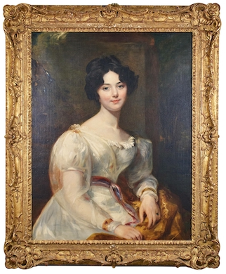 Long-held Sir Thomas Lawrence portrait to star at Vallot June 30 auction