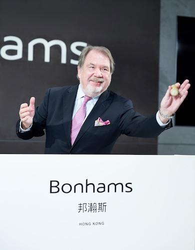 Bonhams appoints Malcolm Barber CEO for Asia