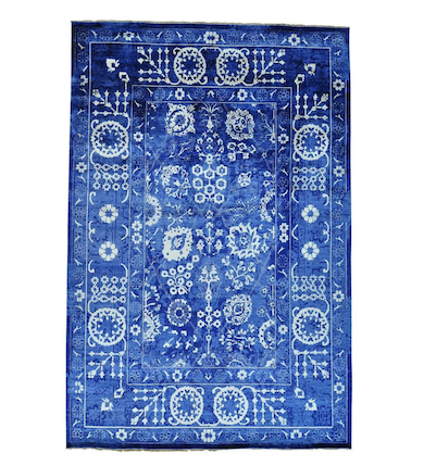 June 8 rug auction offers 553 ways to tie a room together