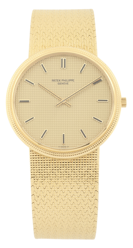 Patek Philippe Reference 3611/1 Calavatra watch, estimated at $16,000-$18,000