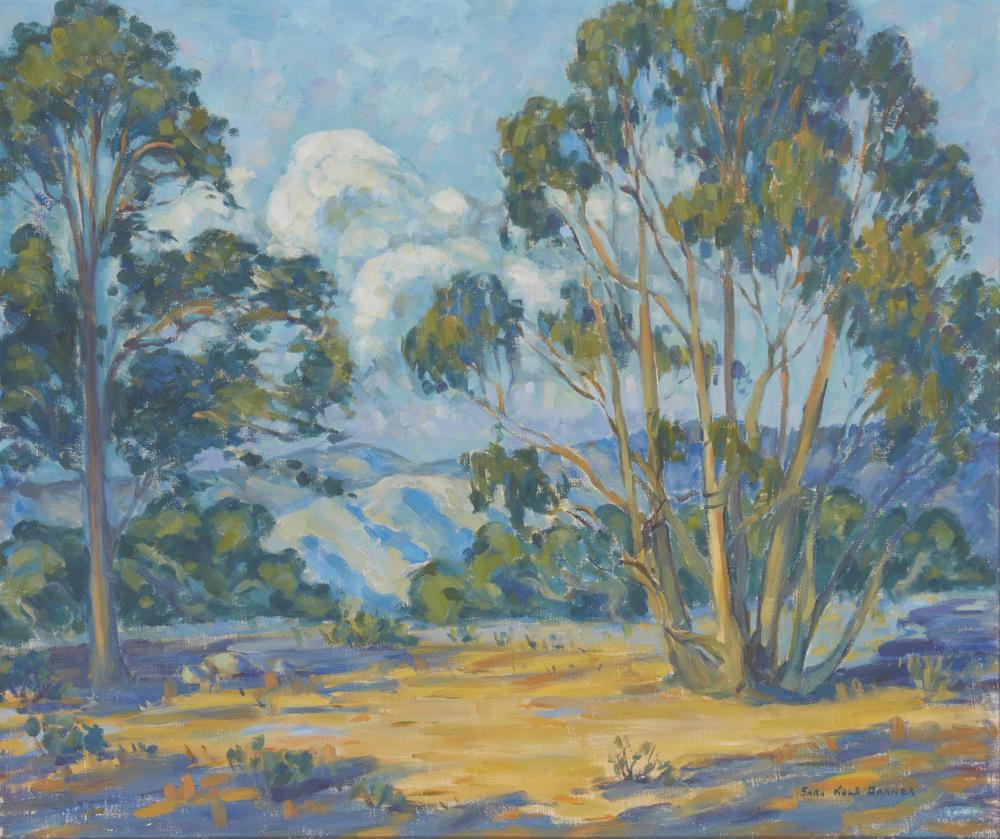 Sara Kolb Danner, 'Eucalyptus,' which sold for $2,250