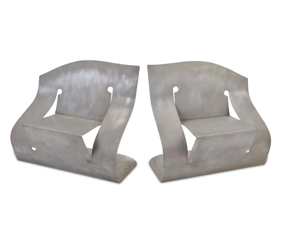 Rico Eastman Rocker chairs, which sold for $4,225
