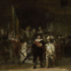 The Rijksmuseum in Amsterdam used artificial intelligence (AI) to recreate pieces of Rembrandt's 'Night Watch' that had been cut away 70 years after the artist created it. On June 23, the Amsterdam museum unveiled the amended painting, shown here. Image courtesy of the Rijksmuseum.