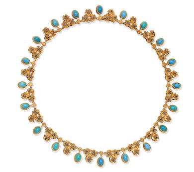 Joan Collins' jewelry glitters at Bonhams, June 9