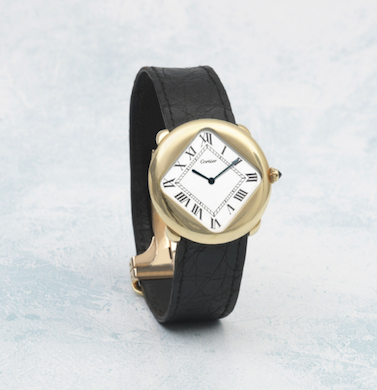 One of 6 known Cartier Pebble 'Turtle' watches leads Bonhams June 16 sale