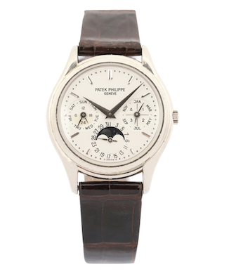 June 12 watch & jewelry auction led by Patek Philippe, Rolex