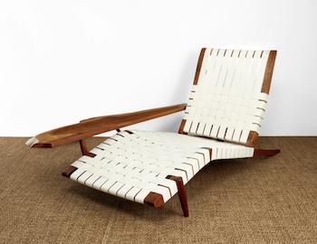 Nakashima furniture, Yellin firescreen topped Freeman's June 8 auction