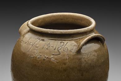 SFO Museum's Stoneware Stories exhibition features Edgefield, SC potters