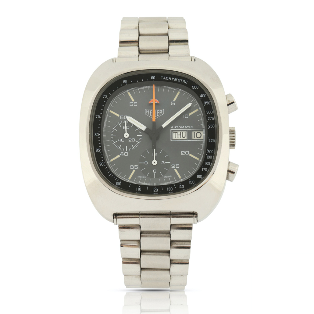 1983 Tag Heuer Silverstone watch, which sold for CA$5,605