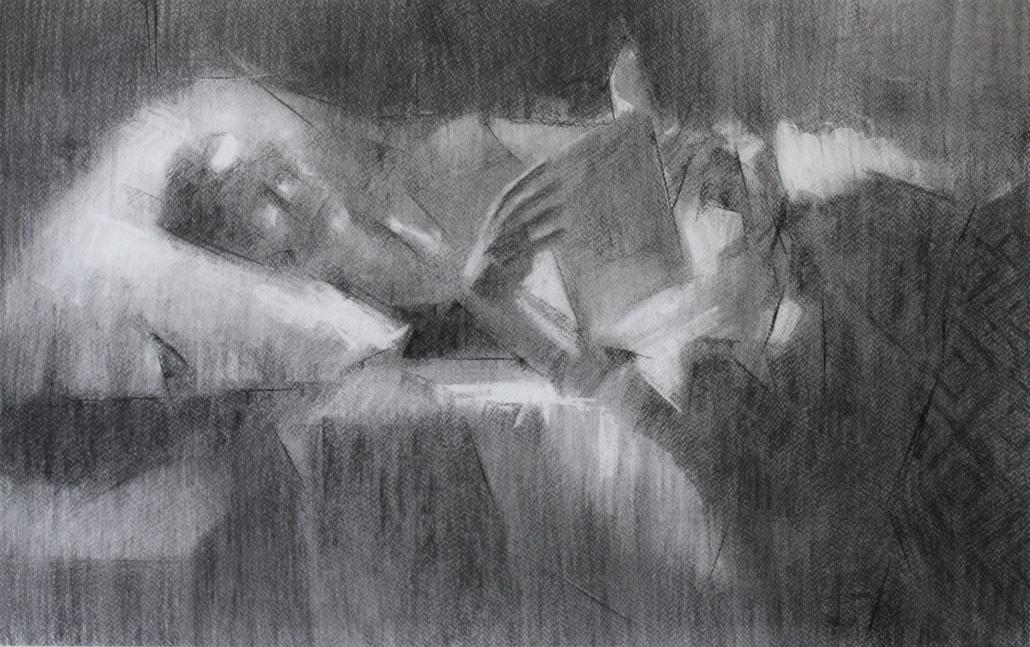 Tigist Yoseph Ron, 'Self Portrait,' estimated at $1,200-$1,500