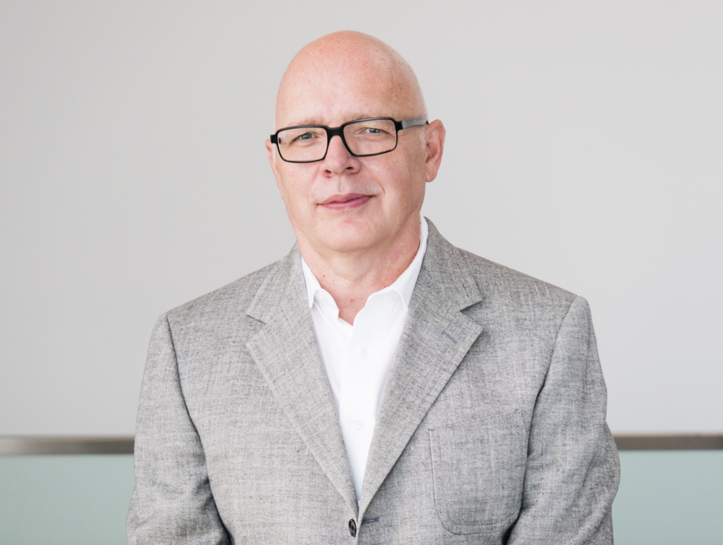 The Museum of Arts and Design has appointed Tim Rodgers its new director, effective September 15. Photo by Airi Katsuta