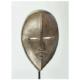 Undated Dan tribal mask, estimated at $2,500-$3,000