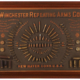 Winchester 1884 cartridge display board, which sold for CA$100,300 and top lot status