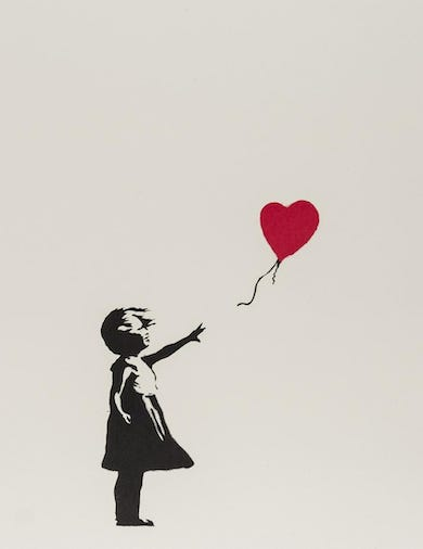 Collectors bank on Banksy, despite the artist's protests