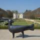 Francois-Xavier Lalanne, 'Lapin a vent de Tourtour' - Galerie Mitterrand @Capucine de Chabaneix