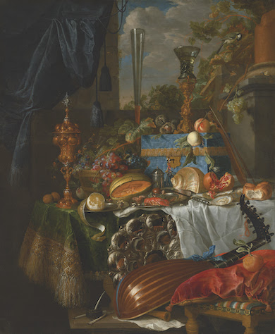 Dutch Golden Age paintings recovered by Monuments Men to sell in July
