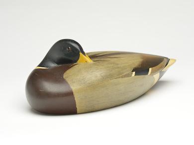 Shang Wheeler duck decoy headlines Guyette & Deeter Aug. 6-7 auction
