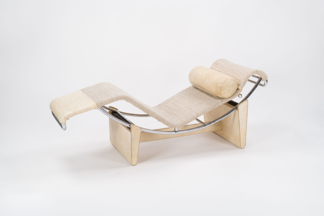 Charlotte Perriand, designer, Les Ateliers Jean Prouve, manufacturer, 'Bibliotheque Mexique (Bookcase for the Maison du Mexique),' 1952, Carnegie Museum of Art, Berdan Memorial Fund