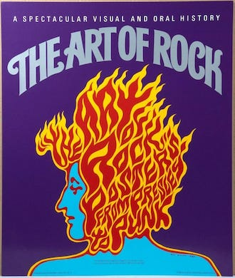 Turner Auctions will rock you with vintage concert posters, Aug. 7