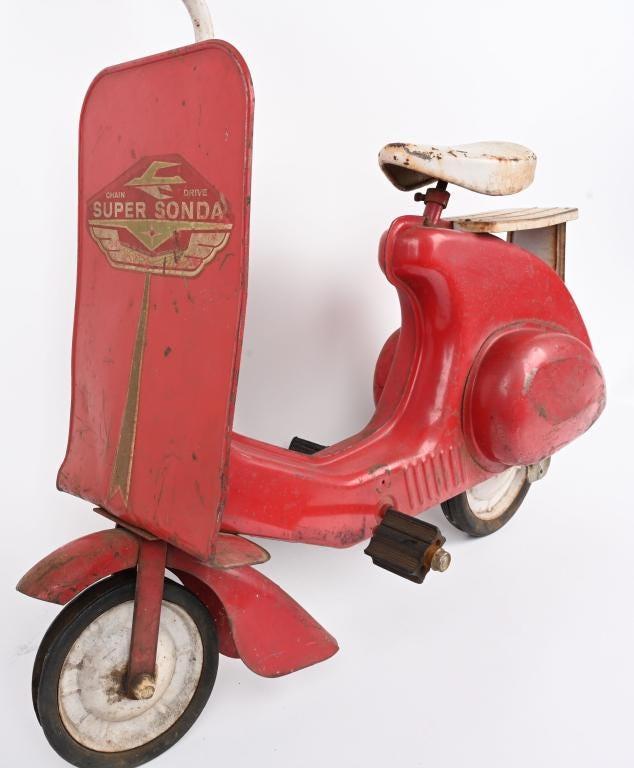 antique toys