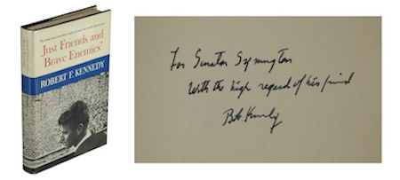 Quinn's to auction 300+ lots of rare and signed books, maps & prints, July 8