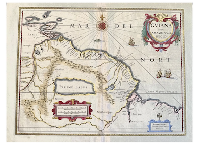 Centuries-old maps unfurl different views of our world