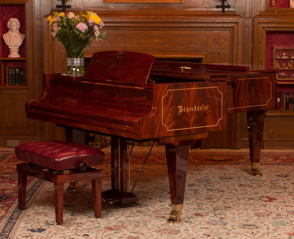 Bosendorfer Model 225 grand piano, est. $60,000-$80,000