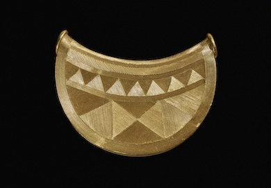 Bronze Age sun pendant to debut at British museum in September