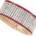 Diamond, ruby and platinum-topped gold bracelet, est. $12,000-$18,000