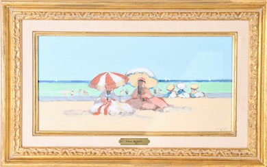 Paintings prevailed at Sarasota Estate Auction June 12-13