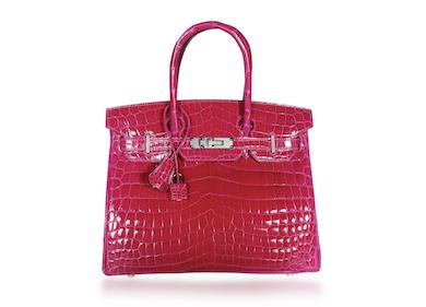 Bevy of Birkins highlights Hermes handbags sale July 14