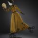 Inline skating, 1890s. Photo: Brian Davis. © FIDM Museum. Courtesy American Federation of Arts