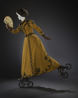 Frick Pittsburgh's 'Sporting Fashion' shows how women dressed to play