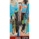 Jean-Michel Basquiat, 'Sam F,' 1985, oil on door, Dallas Museum of Art, gift of Samuel N. and Helga A. Feldman, 2019.31, © Estate of Jean-Michel Basquiat. Licensed by Artestar, New York