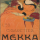 Charles Loupot, 'Les Cigarettes, Mekka,' 1919, estimated at $15,000-$20,000