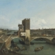 Bernardo Bellotto's 'View of Verona with the Ponte delle Navi,' which achieved $14,561,775 and set a new record price for the artist. Image courtesy of Christie's Images Ltd 2021