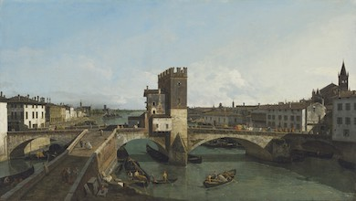 Leonardo and Bellotto set records during Christie's Classic Week