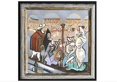 McInnis sells Picasso that sat in Maine closet for 50 years