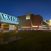 Exterior of the Virginia Museum of Fine Arts, which announced a $190 million expansion project that will debut in 2025. Courtesy of the VMFA.
