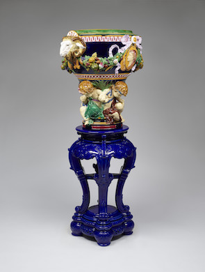 Walters Art Museum receives $2.5M and collection of majolica